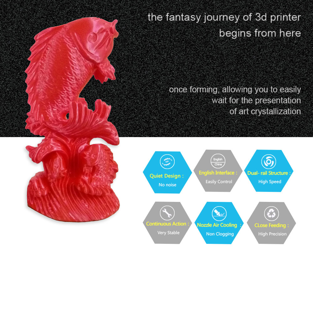 A6L 3D printer 02