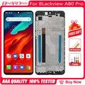100% оригинал 6,49 дюймов для Blackview A80 Pro Android 9,0/10,0 ЖК-дисплей и сенсорный экран дигитайзер с рамкой модуль дисплея