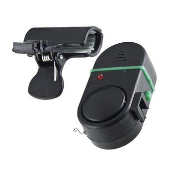 New Arrival Waterproof Fishing Alarm Fishing Rod Electronic Sound Light Alarm Bell Fishing Accessories Ourdoor Fishing#C недорого