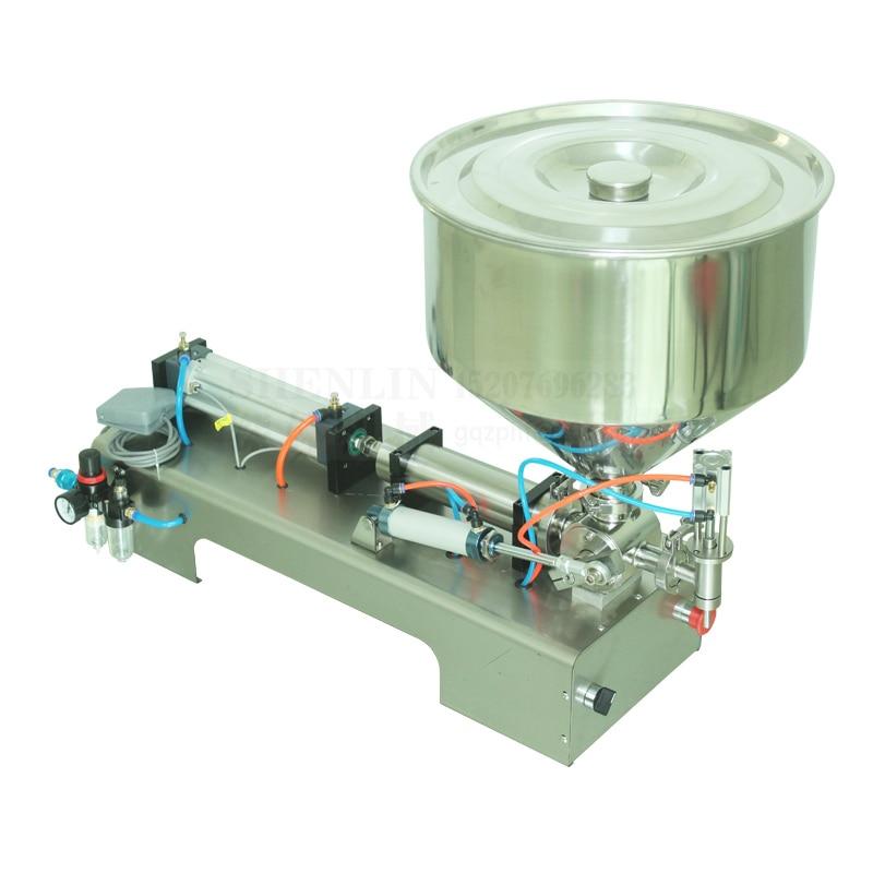 SHENLIN G1 nerezová horizontální pneumatická pasta automatická - Elektrické nářadí - Fotografie 5