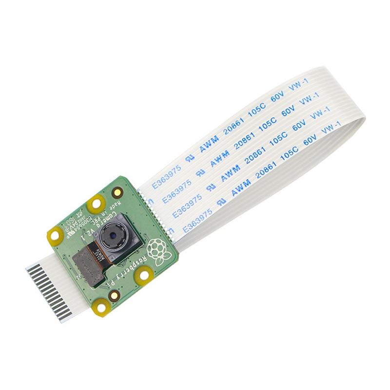 Официальная Raspberry Pi камера V2 модуль с sony IMX219 светильник чувствительные чипы 8MP 1080P видео для Raspberry Pi 4 3 Модель B 4B 3B