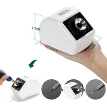 Yihua 200c dc 12v инфракрасный датчик умный индукционный паяльник