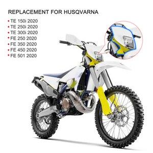 Image 3 - Motosiklet far için LED ışıkları kir bisiklet değiştirme Husqvarna TE 150i 250i 300i FE 250 350 450 501 2020