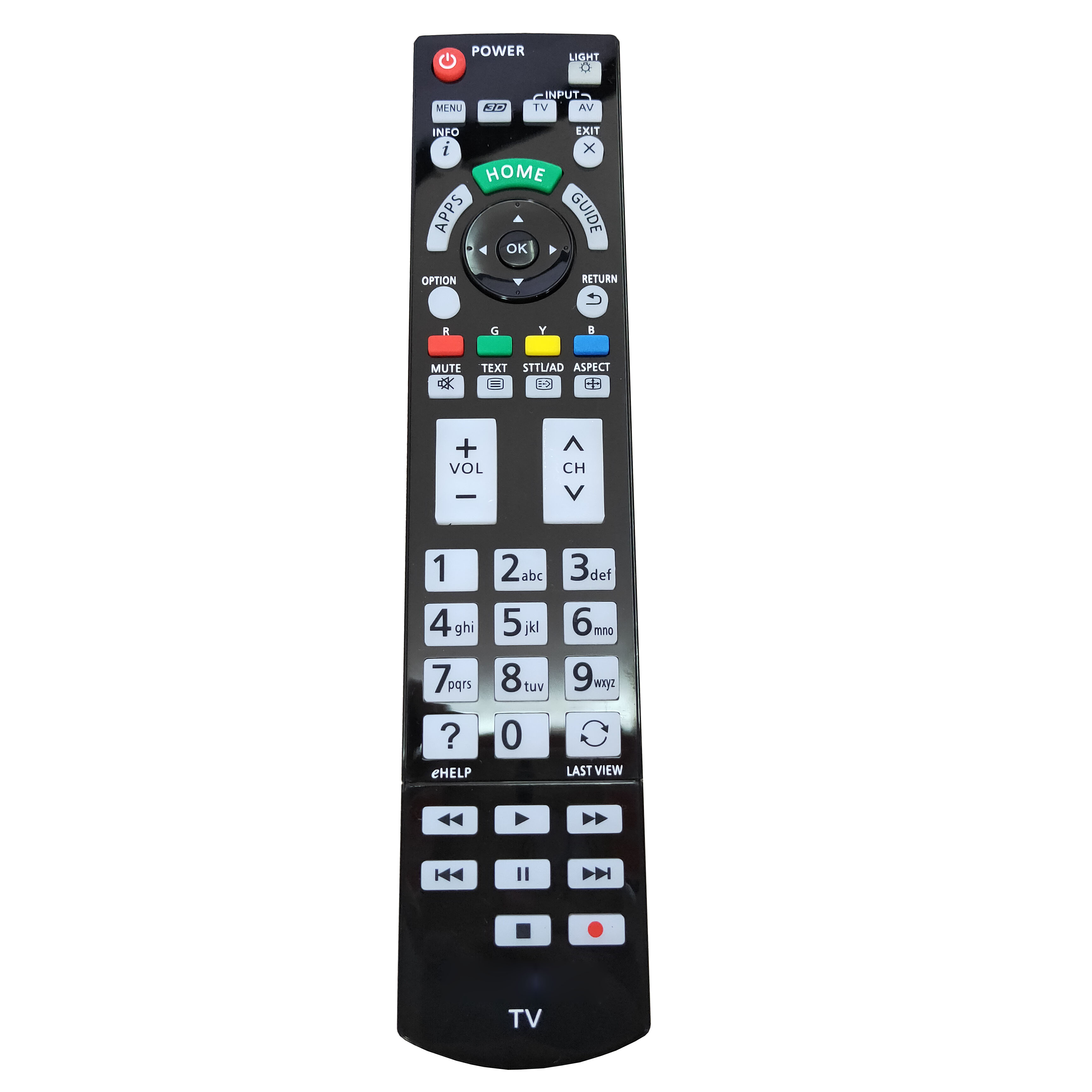 NEUE Original N2QAYB000936 für PANASONIC TV fernbedienung für TH58AX800A TH60AS800A TH65AX800A Fernbedienung