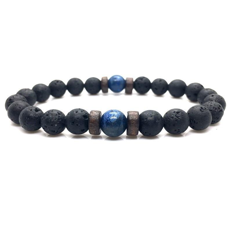 Ha67b7790b2594b3c9755abd06b414c36B Natural Moonstone Couples Distance Bracelet