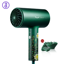 Hair Dryers Soocas H3s Negative-Ion Professional Cold-Wind Xiaomi Hot Gogh 1800W Van