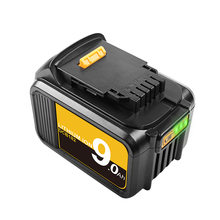 Для DeWalt 18V 9.0Ah Батарея Мощность механические инструменты батареи Замена DCB181 DCB182 DCB200 DCB205 DCB204 DCB206 DCB205-2 инструменты Батарея