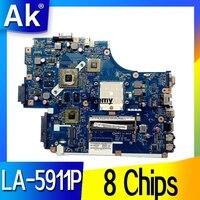 את האם מחשב נייד עבור ACER ASPIRE 5551G 5552G MBR4302001 NEW75 LA 5911P REV: 1.0 עם כרטיס גרפי 8 שבבים-בלוחות אם מתוך מחשב ומשרד באתר