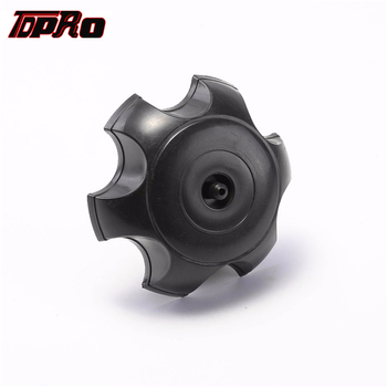 TDPRO Gloss Black Fuel Petrol Tank Cap Motorbike Motorcycle Dirt Pit Bike ATV Gas Cover For Honda XR50 TTR Apollo