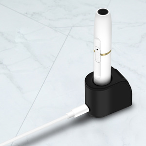 Image 1 - Stand Chargers Smoke Rod Charger for IQOS Heating Non combustible Magnetic Charging Stand Dock