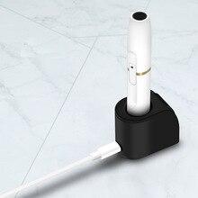 Stand מטענים עשן מוט מטען עבור IQOS חימום שאינו דליק מגנטי טעינת Stand Dock