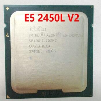 Pulled E5-2450L V2 Server cpu 1.7G 25M 10Core 20 Thread LGA1356 Processor