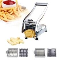 Машина для резки картофеля из нержавеющей стали