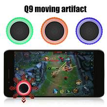 Q9 Mobile Phone Tablets Game Controller Joystick Button Touch Screen Joypad(China)