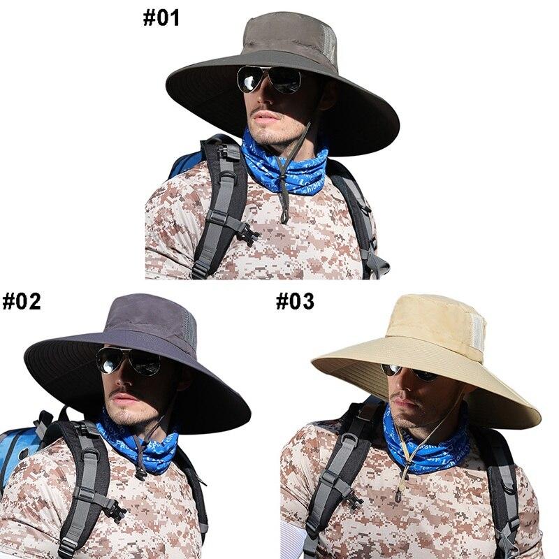 Proteção uv balde chapéu de pouco peso
