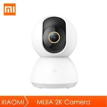 Xiaomi Mijia 2K Camera 1296P Ultra HD Smart IP Camera WiFi Pan-tilt Night Vision 360 Angle Video Webcam Baby Security Monitor