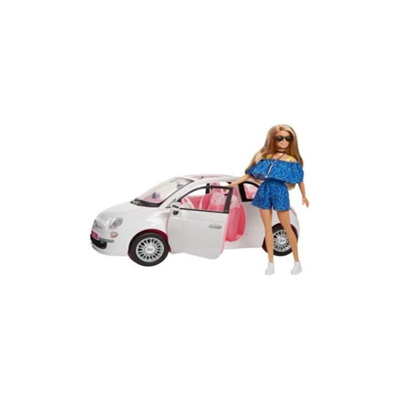 Fiat Barbie Toy Store