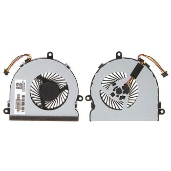 Laptop Cooler CPU Cooling Fan For HP 15-AC Series DC28000GAR0 SPS-813946-001 for hp notebook 15 af series 813971 601 813971 001 813971 501 abl51 la c781p a8 7410 cpu r5m330 2gb gpu laptop pc motherboard
