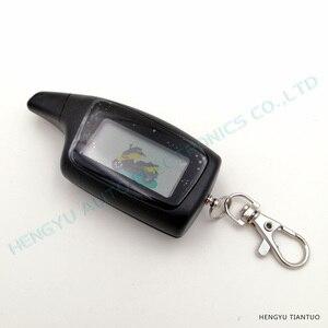 Image 5 - HENGYU HY 420 iki yönlü motosiklet alarmı ile 2 uzaktan motosiklet 2 yönlü alarm sistemi anti hırsızlık titreşim LCD uzaktan motor başlangıç