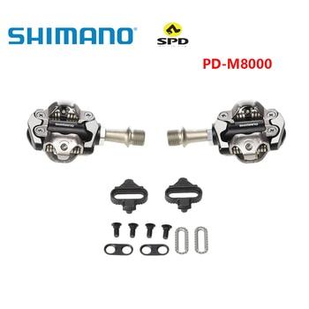 DEORE XT PD-M8000 pedales SPD autoblocantes, componentes de MTB usando para piezas...