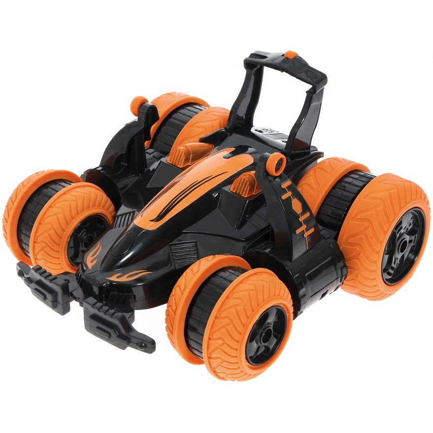 RC Machine-перевёртыш RC Stunt Car-Orange