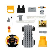 Truck Car Bricks Educational Toys for Children Kids Gifts1801 City Construction Building Blocks Engineering Ladder 1/18 RC