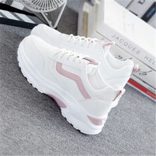 High quality New Woman Vulcanized shoes zapatos de mujer Cas