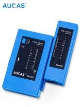 Aucas 2 шт тестер rj45 lan обжимной инструмент mikrotik сетевой