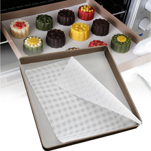 Liner Baking-Mat Silicone Steamer Oven-Sheet Non-Stick-Pad Bread/buscuit/Mooncake High-Temperatureresistant