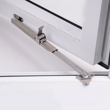 Stainless steel telescopic wind support window limiter angle controller gusset fixed sliding door and Accessories