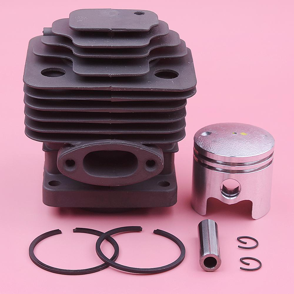 36mm Cylinder Piston Rebuild Kit Assembly For Mitsubishi TL33 Chinese BG330 Trimmer Brushcutter Replacement KC13011AA