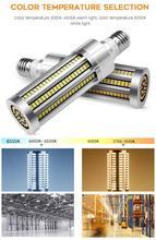 LED Corn Light High-power E27 15W 20W 25W 35W 50W Industrial Lighting Commercial Energy-saving Lighting Bulb Aviation Aluminum cheap oobest CN(Origin) Wedge None 220V LED Bulbs 100-277V 2835 aviation aluminum (efficient heat dissipation)