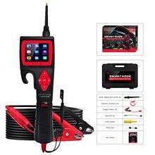 強力な自動車回路テスター電源プローブ診断車両電気システム回路の問題の電源スキャンスマート回路テスト