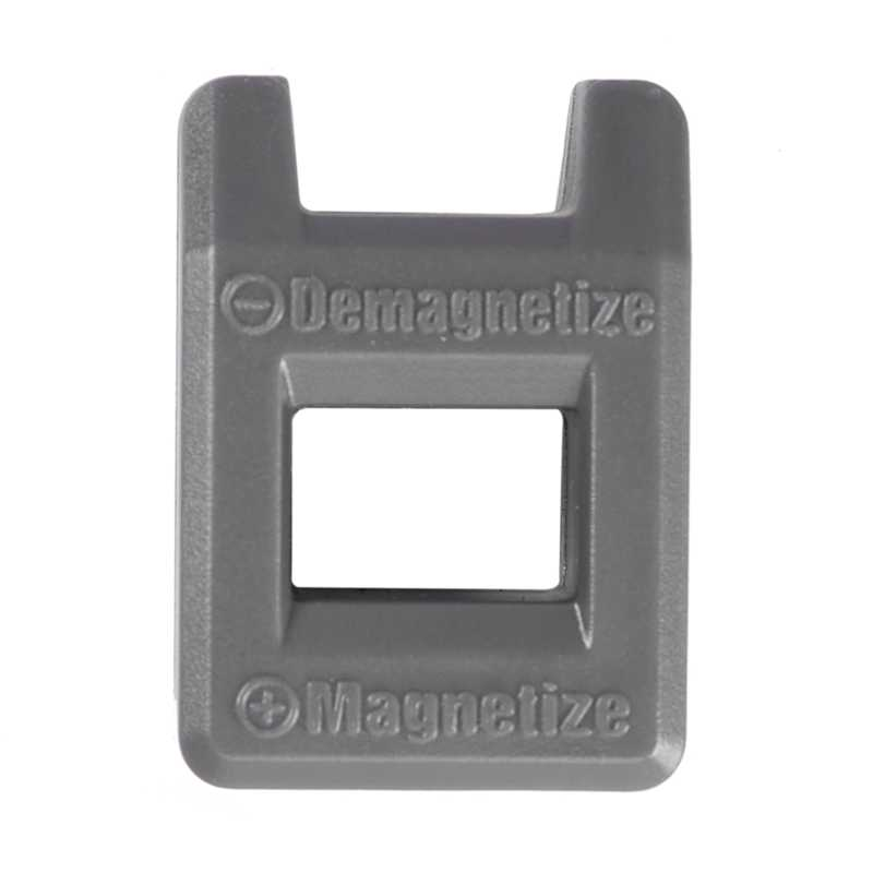 ドライバー磁化消磁消磁磁気実用的なピックアップツール色: グレー