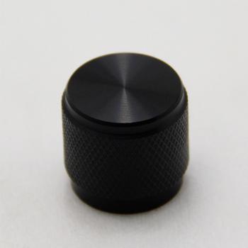 5 sztuk wysokiej jakości aluminium pokrętło stałe pokrętło potencjometru 17*16*6mm potencjometr cap pokrętło głośności kapturek przełącznika dla wzmacniacz HI-FI tanie i dobre opinie Aluminum