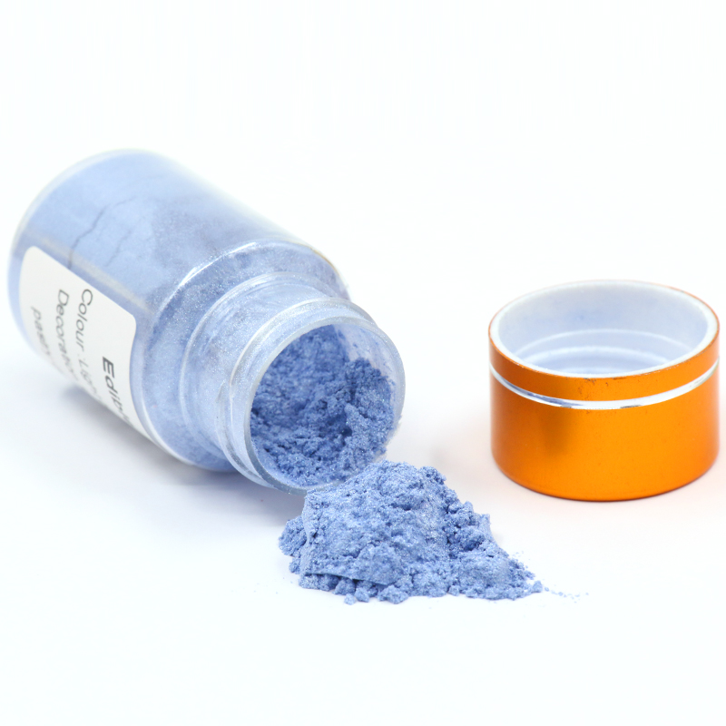 Edible Food Powder 10g Light Blue Food Decoration Fondant Pigment Coloring To Cake Decoration Bread Chocolate Arts Food Grade