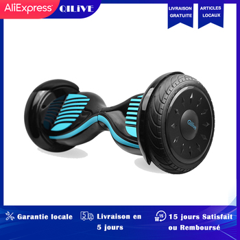 QILIVE Self Balancing Scooter Electric Skateboard Smart Hoverboard Standing Scooter Two Wheel Drift 25km/H Walk Car Hover Board