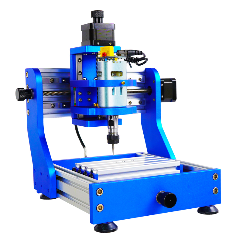 Mini CNC Engraving Machine Small Automatic Mechanical/500mW Laser  Engraving For Wood Acrylic PCB Router/Cutter/Printer