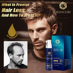 HAIRCUBE Anti Hair Loss Hair Growth Spray Essential Oil Liquid For Men Women Dry Hair Regeneration Repair Hair Loss Products