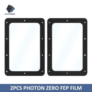 Image 1 - Anycubic 3Dプリンタ2個の光子のゼロfepフィルム141*97.5ミリメートル3dプリンタ部品フォトンゼロimpresora 3d
