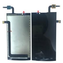 Panel lcd y táctil para Philips Xenium S398 pantalla LCD con Panel táctil Montaje del digitalizador de pantalla