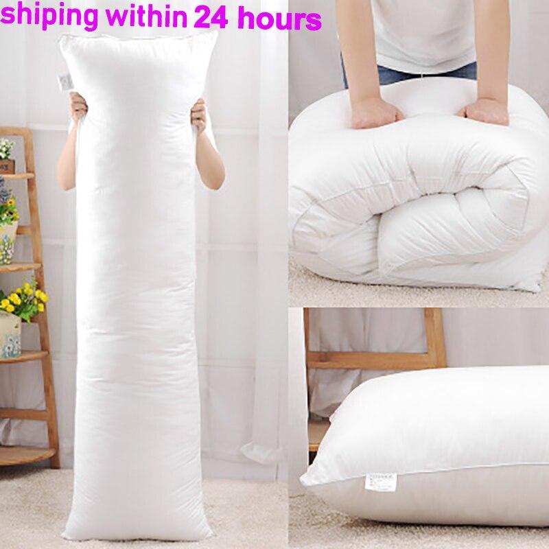 Подушка для тела Dakimakura 150X50 см Внутренняя вставка подушка для тела аниме основная подушка для мужчин и женщин Подушка для домашнего использования Прямая поставка|Подушки на кровать|   | АлиЭкспресс
