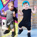 Toddler Kids Baby Girl Boy Outfits Sleeveless O neck Basic Classic Fashion Clothes Romper Jumpsuit Summer 2021 Casual