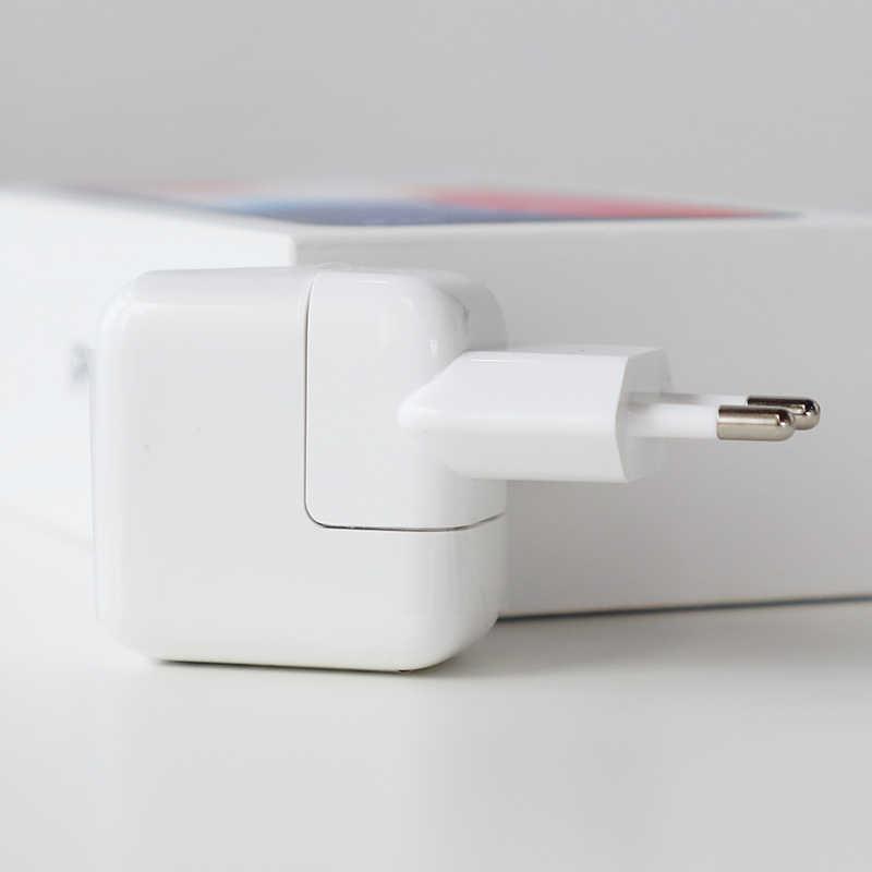 アップル純正 USB 電源アダプタ EU/米国のプラグイン 12 ワット/10 ワット Apple 壁の充電器 AC/DC 12 ワット/10 ワット iphone 7/8/X/XS/XS 最大 IPAD 6/7 プロ