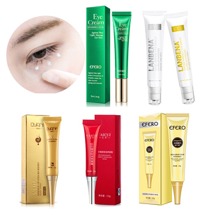 Collagen Hyaluronic Acid Anti-Wrinkle Eye Cream Dark Circle Remove Eye Essence Cream Anti Aging Eye Care Cream Against Puffiness