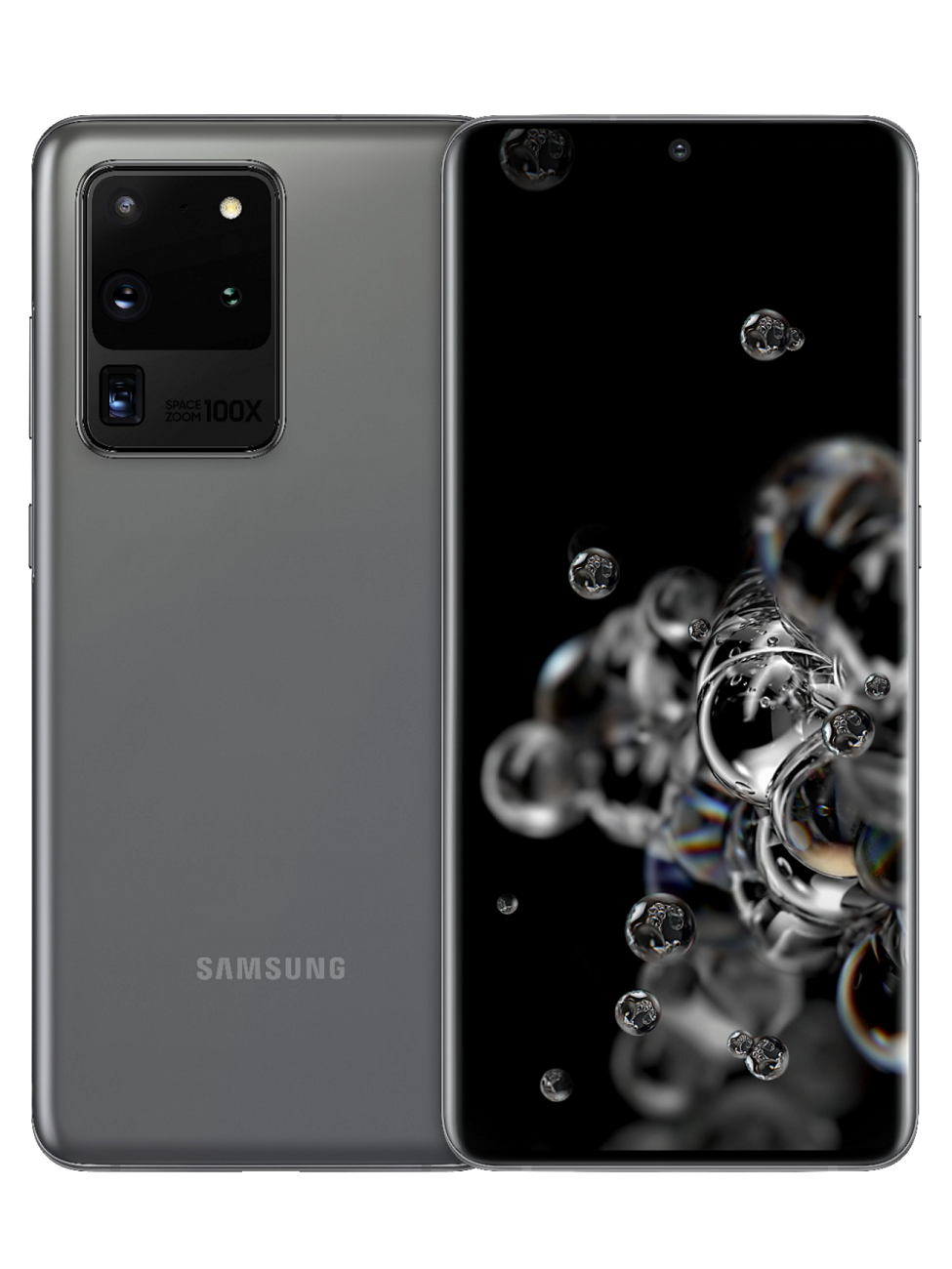 Samsung Snapdragon 865 Galaxy S20 128gb Supercharge Octa Core In-Screen fingerprint recognition/face recognition