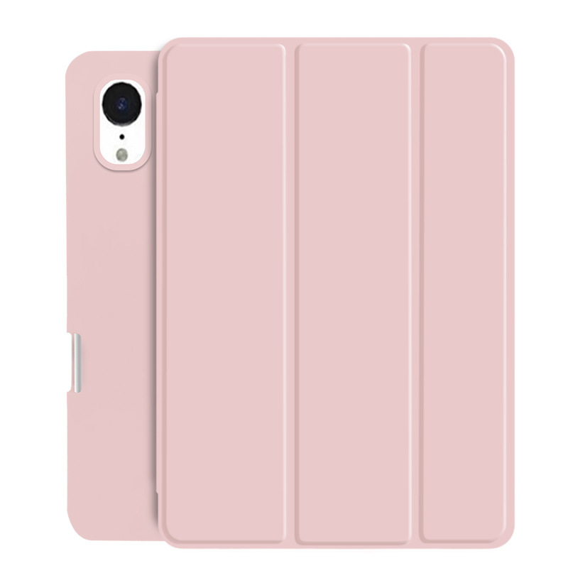Pink White Case For New iPad Air 4 10 9 2020 Soft Silicone Cover Tablet Case Smart Case
