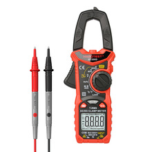 Habotest HT206D AC DC 600V 600A Ohm Hz Temperatur Digital Clamp Meter multimeter pinza amperimetrica