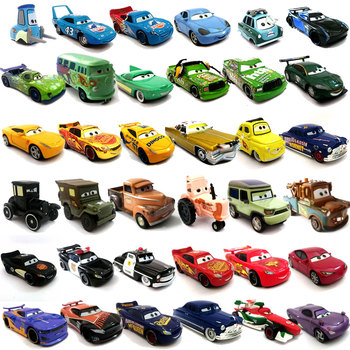 2020New samochody Disney Pixar 3 Jackson Storm wysokiej jakości samochód prezent urodzinowy 36 styl stopu samochodu dla dzieci zabawki modele kreskówek chrystus tanie i dobre opinie Metal 2-4 lat Inne Diecast 1 55
