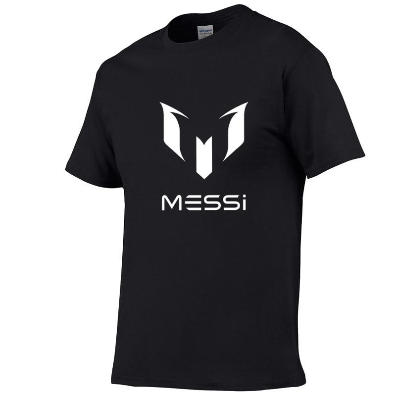 Fashion Barcelona Messi T Shirt Men/Women Short Sleeve Tshirt High Quality Boy Girl Cotton Tee Summer Funny Harajuku T-Shirt